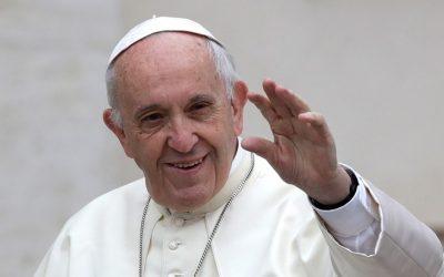Le dernier tweet du Pape